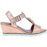 Schoenen Dames Sandalen / Open schoenen Carmela Shoes Carmela 66758 Sandalias Casual de Mujer Beige