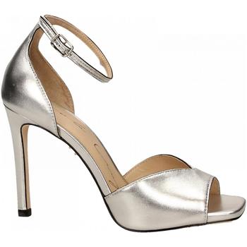 Schoenen Dames Sandalen / Open schoenen Lola Cruz  plata-platino