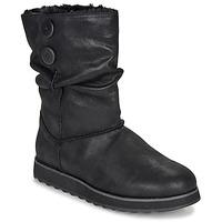 Schoenen Dames Laarzen Skechers KEEPSAKES 2.0 Zwart