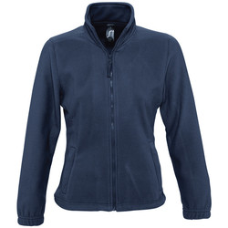 Textiel Dames Fleece Sols NORTH POLAR WOMEN Azul