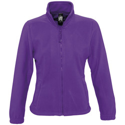 Textiel Dames Fleece Sols NORTH POLAR WOMEN Violeta