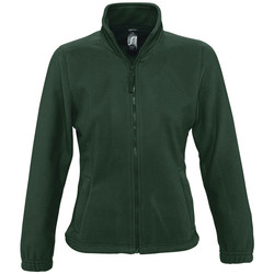 Textiel Dames Fleece Sols NORTH POLAR WOMEN Verde
