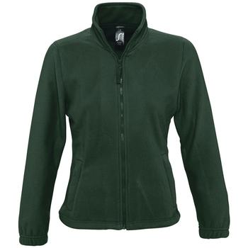Textiel Dames Fleece Sols NORTH POLAR WOMEN Verde