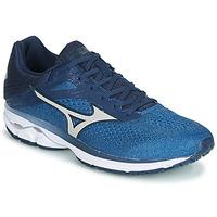 Schoenen Running / trail Mizuno WAVE RIDER 23 Blauw