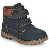 Schoenen Jongens Laarzen Tom Tailor  Blauw
