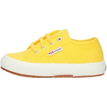 Schoenen Kinderen Lage sneakers Superga 2750S0003C0 Yellow Sunflower