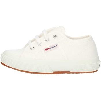 Schoenen Kinderen Lage sneakers Superga 2750S0003C0 White