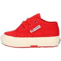 Schoenen Kinderen Lage sneakers Superga 2750S0005P0 Red