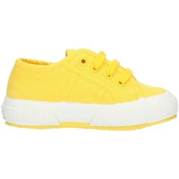 Schoenen Kinderen Lage sneakers Superga 2750S0005P0 Yellow Sunflower