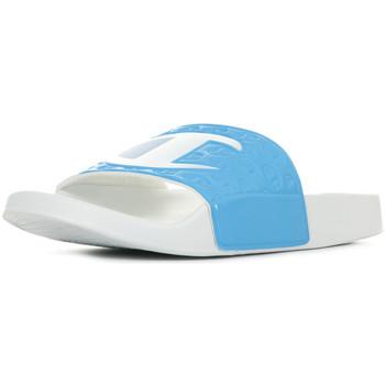 Schoenen Dames slippers Champion Multi Lido Blauw