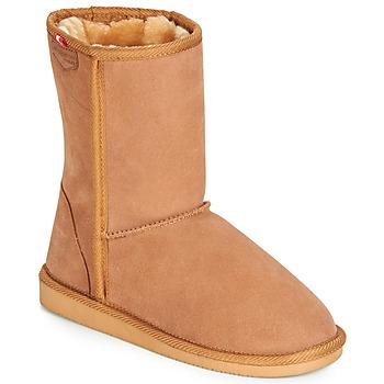 Schoenen Dames Laarzen Les Tropéziennes par M Belarbi MOUNTAIN Camel