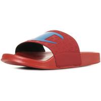 Schoenen Dames slippers Champion Multilido RHO Rood