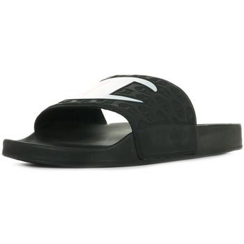 Schoenen Dames slippers Champion MultiLido NBK Wn's Zwart