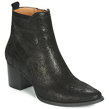 Schoenen Dames Laarzen Karston APIVA Zwart