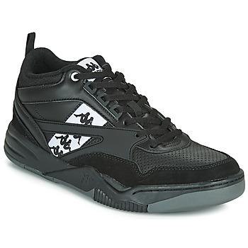 Schoenen Heren Lage sneakers Kappa BORIS Zwart / Grijs