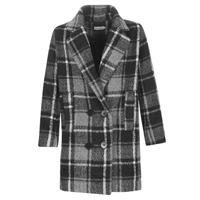 Textiel Dames Mantel jassen Molly Bracken PL132A21 Zwart