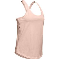 Textiel Dames Mouwloze tops Under Armour X-Back Tank 1342687-805
