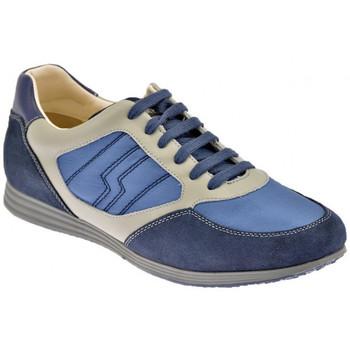 Schoenen Heren Lage sneakers Lumberjack  Blauw