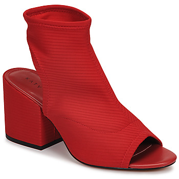 Schoenen Dames Enkellaarzen Katy Perry THE JOHANNA Rood