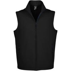 Textiel Heren Vesten / Cardigans Sols RACE BW MEN MODERN Negro