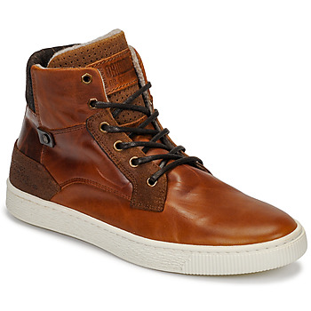 Schoenen Heren Hoge sneakers Bullboxer 648K55858A2501 Bruin