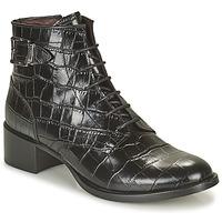 Schoenen Dames Laarzen Muratti ABYGAEL Zwart