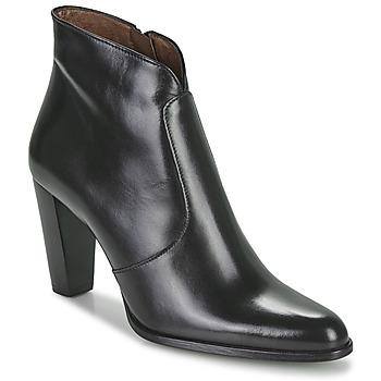 Schoenen Dames Enkellaarzen Muratti ABRIL Zwart