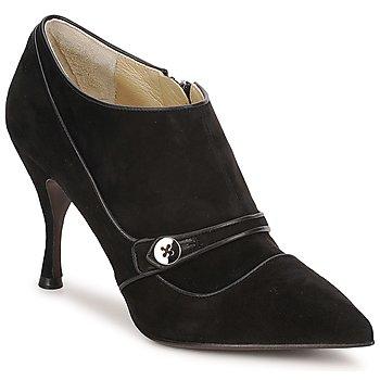 Schoenen Dames Low boots Marc Jacobs MJ19138 Zwart