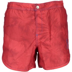 Textiel Zwembroeken/ Zwemshorts Gas GABC02TROPIC AB20 RED TROPICAL RED