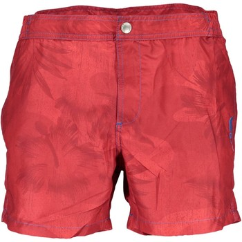 Textiel Zwembroeken/ Zwemshorts Gas GABC01TROPIC AB20 RED TROPICAL RED