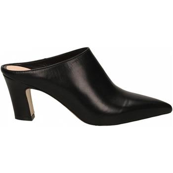 Schoenen Dames slippers Mivida NAPPA nero
