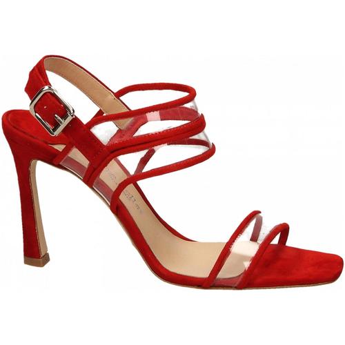 Schoenen Dames Sandalen / Open schoenen The Seller CAMOSCIO rosso
