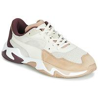 Schoenen Dames Lage sneakers Puma STORM ORIGIN NOUGAT Beige