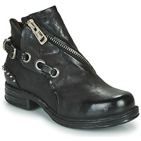 Schoenen Dames Hoge laarzen Airstep / A.S.98 SAINT EC CLOU Zwart