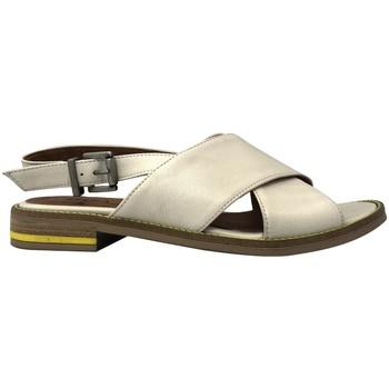 Schoenen Dames Sandalen / Open schoenen Ngy sandales SONIA Sauvage Beige Beige