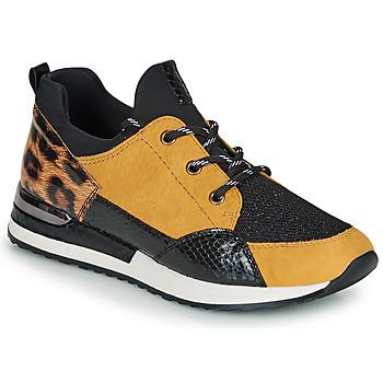 Schoenen Dames Lage sneakers Remonte Dorndorf R2503-70 Zwart