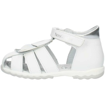 Schoenen Meisjes Sandalen / Open schoenen Nero Giardini P921160F White