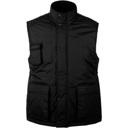 Textiel Vesten / Cardigans Sols WELLS POLAR WORK Negro