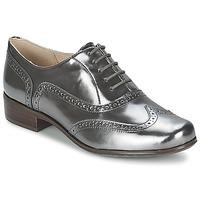 Schoenen Dames Klassiek Clarks HAMBLE OAK Zilver