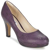 Schoenen Dames pumps Clarks CRISP KENDRA Violet