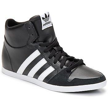 Schoenen Heren Hoge sneakers adidas Originals ADILAGO MID Zwart / Wit