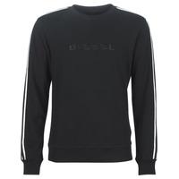 Textiel Heren Sweaters / Sweatshirts Diesel WILLY Zwart