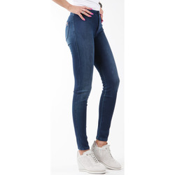 Textiel Dames Skinny Jeans Wrangler Jegging W27JGM85F navy