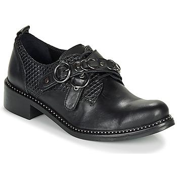 Schoenen Dames Derby Regard ROABAX VA MAIA Zwart