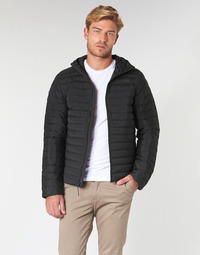 Textiel Heren Dons gevoerde jassen The North Face MEN?S STRETCH DOWN HOODIE Zwart