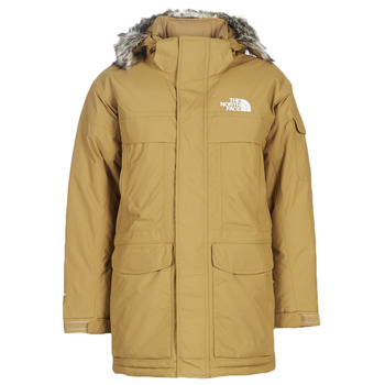 Textiel Heren Parka jassen The North Face MEN'S MC MURDO Camel
