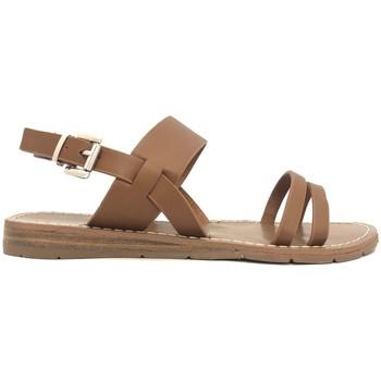 Schoenen Dames Sandalen / Open schoenen Chattawak sandales 7-RUBIS Camel Bruin