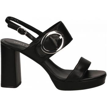 Schoenen Dames Sandalen / Open schoenen Adele Dezotti NAPPA nero
