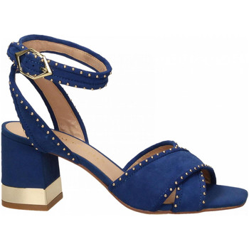 Schoenen Dames Sandalen / Open schoenen Bruno Premi CAMOSCIO mare