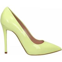 Schoenen Dames pumps Adriano Agostini DECOLLETE lime
